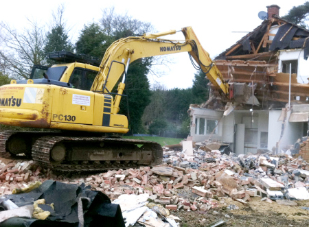 Conventional Demolition